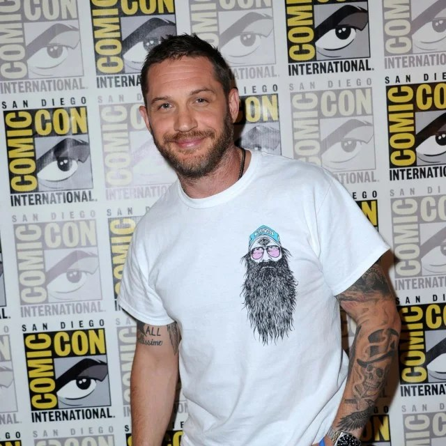 Tom Hardy Exclusive Interviews Pictures More