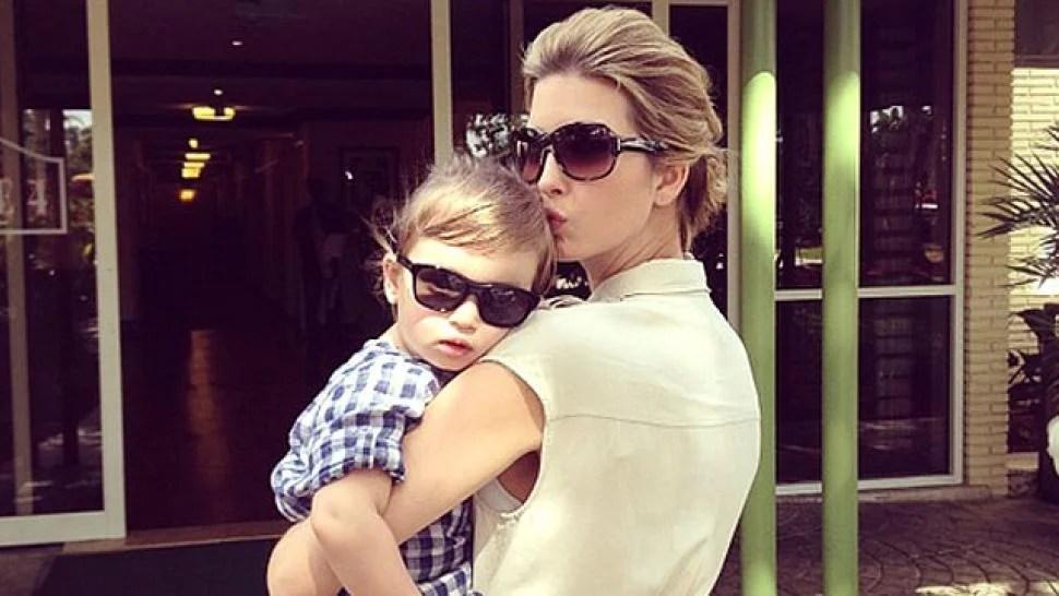 Ivanka Trump Pregnant With Second Child | Entertainment Tonight