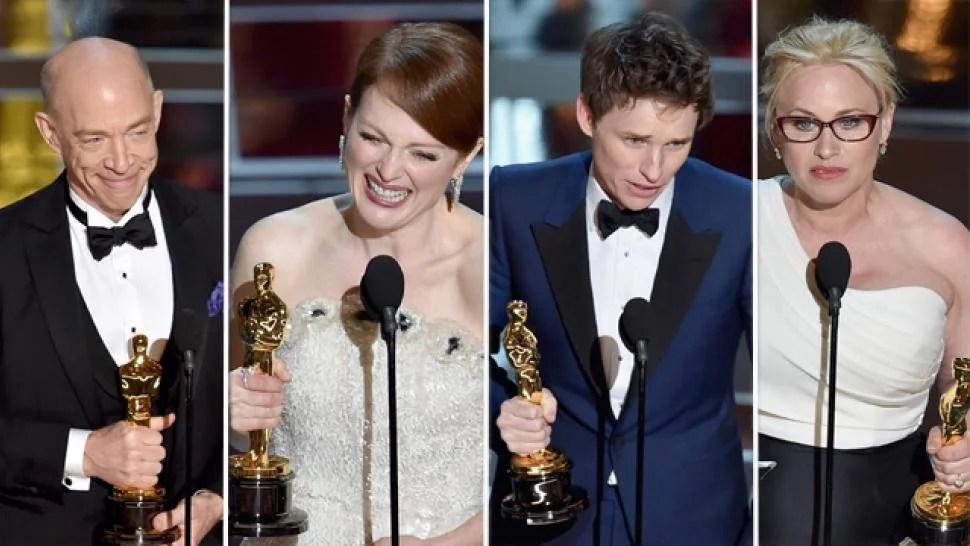 Oscars 2015: The Complete Winners List   Entertainment Tonight