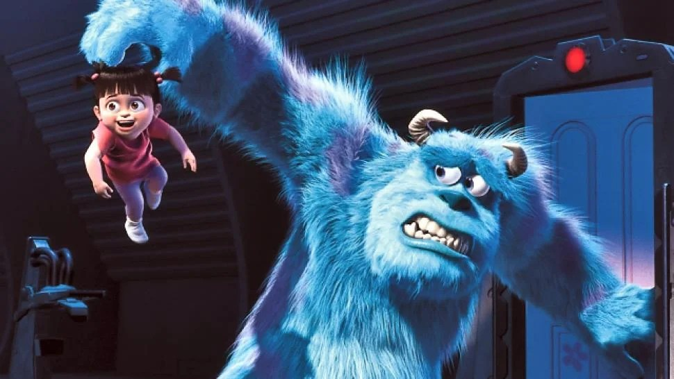 This Is What Boo From Monsters Inc Looks Like Now
