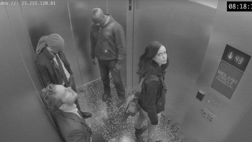 Netflix Reveals First Look At Marvel S The Defenders In
