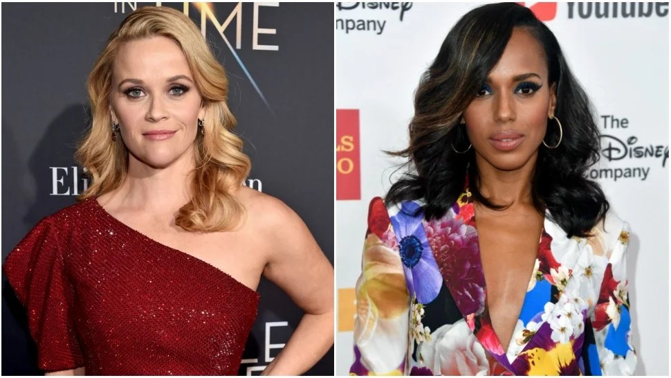 Reese Witherspoon And Kerry Washington S Little Fires