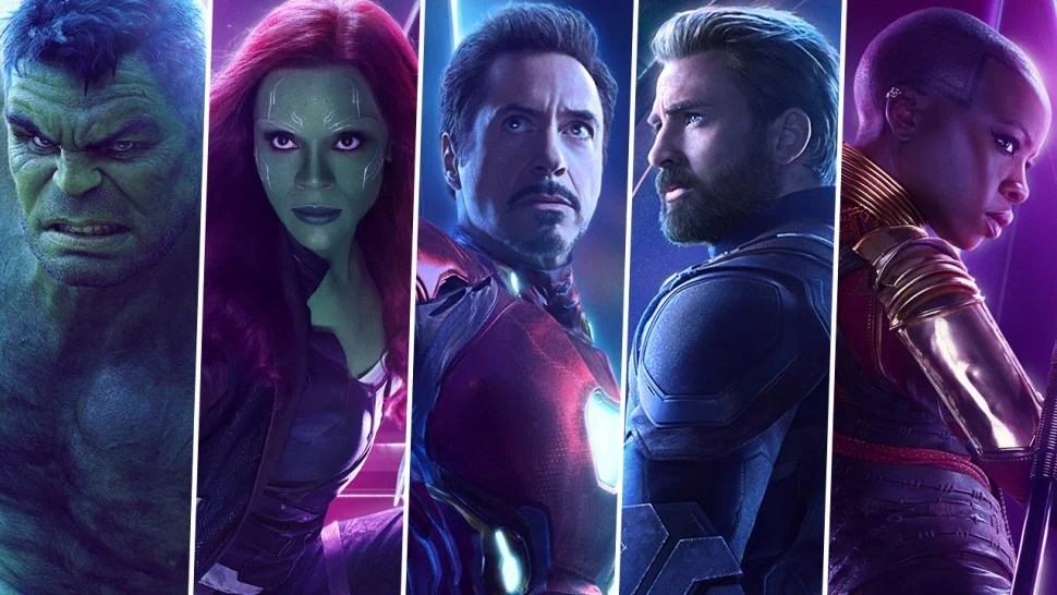 5 marvel movies to