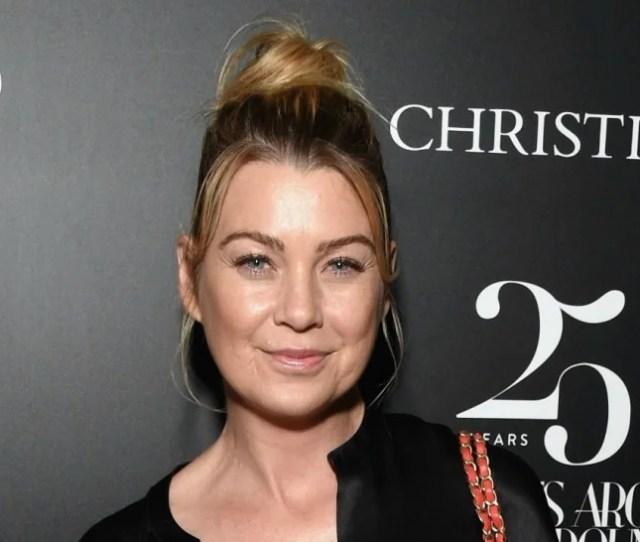Ellen Pompeo On Why Meredith Hasnt Found Love On Greys Anatomy After Derek