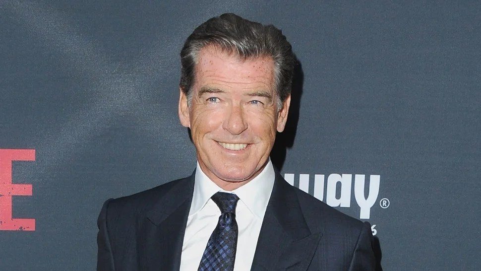 Pierce Brosnan Calls New Bond Films Not My Circus But