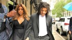 Wendy Williams Steps Out With Son Kevin Hunter Jr After