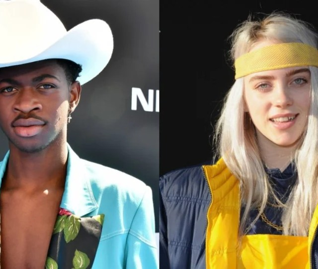 Lil Nas X Reacts To Being Dethroned By Billie Eilishs Bad Guy