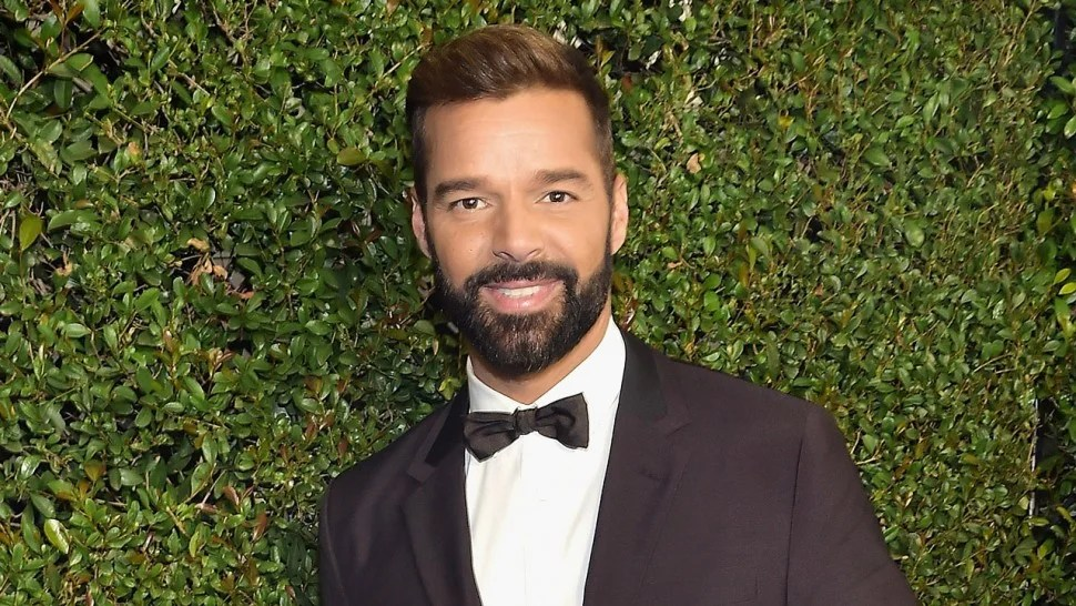 Ricky Martin Introduces His Little Light Lucia See