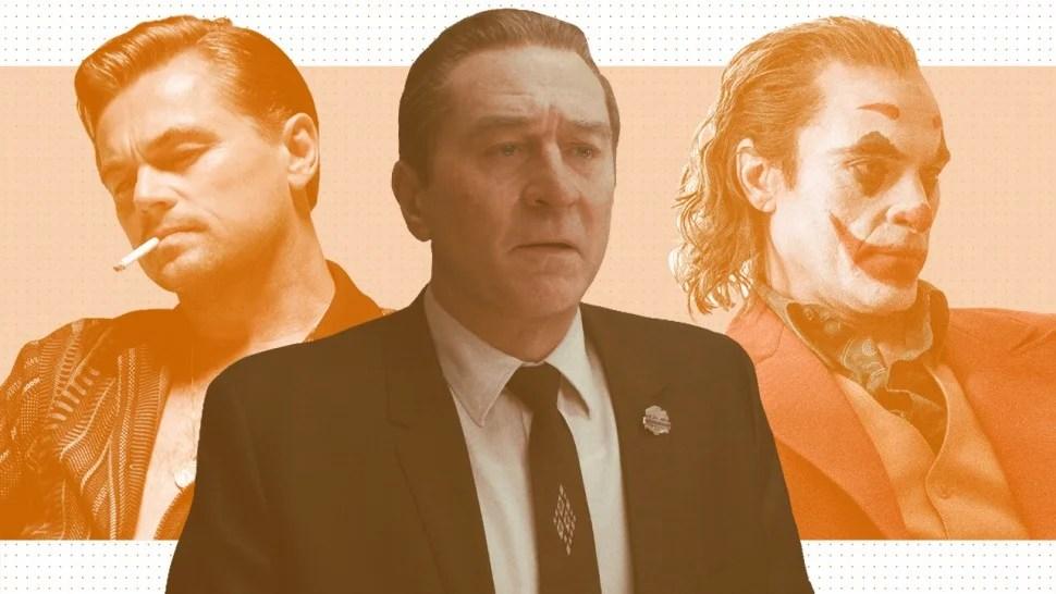 2020 Oscar Predictions Best Actor Entertainment Tonight