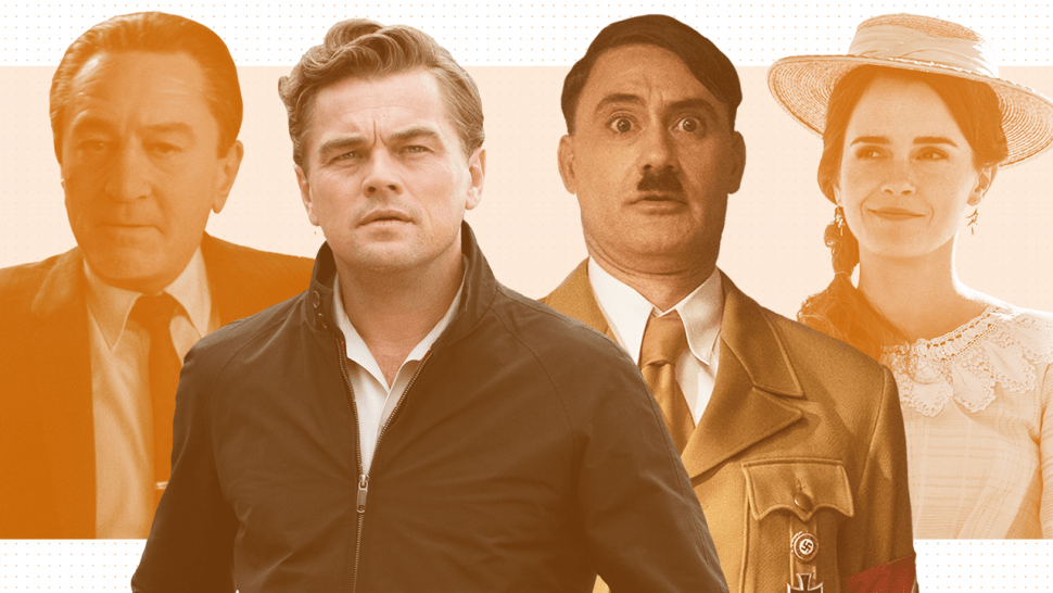 2020 Oscar Predictions Best Picture Entertainment Tonight
