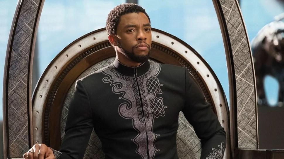 Chadwick Boseman, 'Black Panther' Star, Dies at 43
