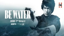 """WATCH: ESPN Gives Bruce Lee the """"30 for 30"""" Treatment in """"Be Water"""""""