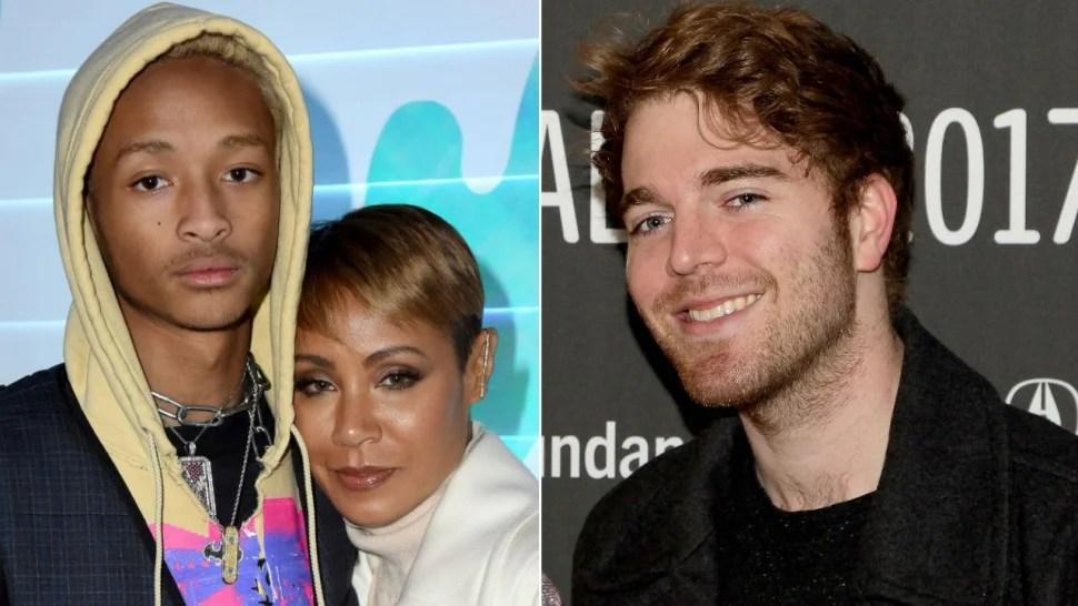 Jaden Smith And Jada Pinkett Smith Call Out Youtube Star