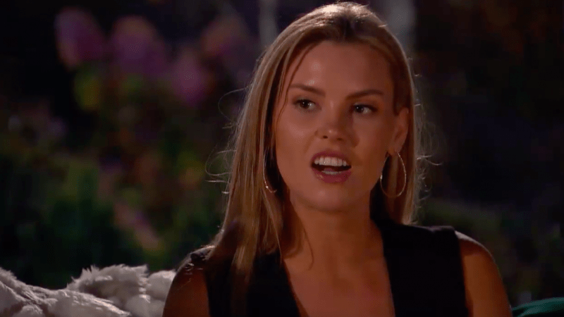 The Bachelor': Anna Spreads a Rumor That New Contestant Brittany Is an  Escort | Entertainment Tonight