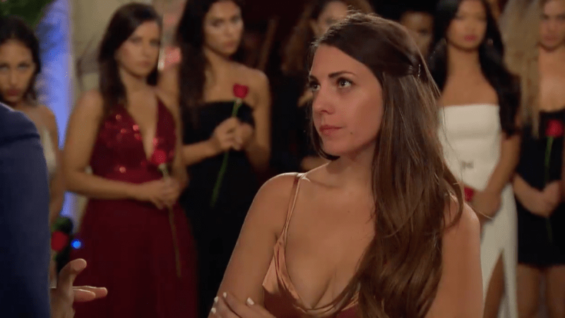 The Bachelor': Fans React to Queen Victoria's Awkward Exit and Fiery Last  Words   Entertainment Tonight