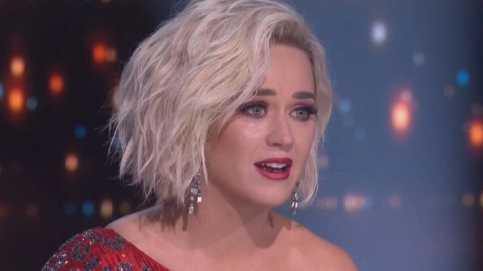 American Idol': Katy Perry Breaks Down in Tears Over Contestant's Emotional  Performance | Entertainment Tonight
