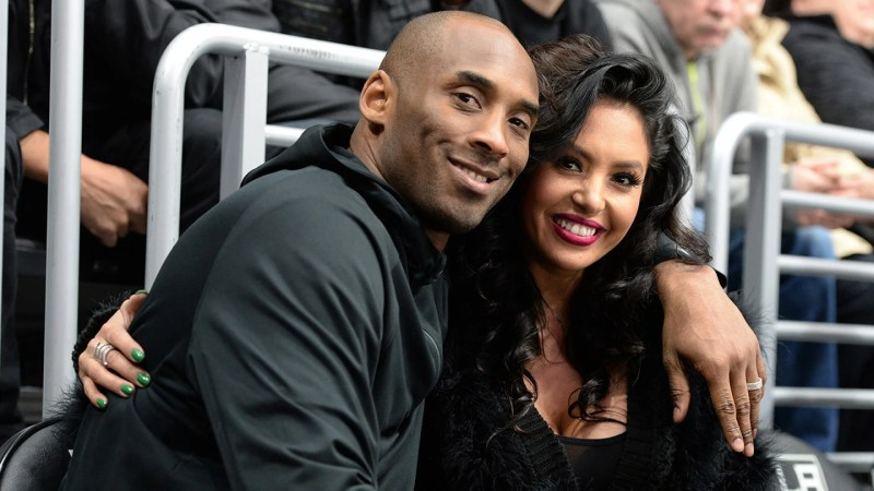 How Vanessa Bryant Is Healing and Carrying on Kobe Bryant's Legacy   Entertainment Tonight