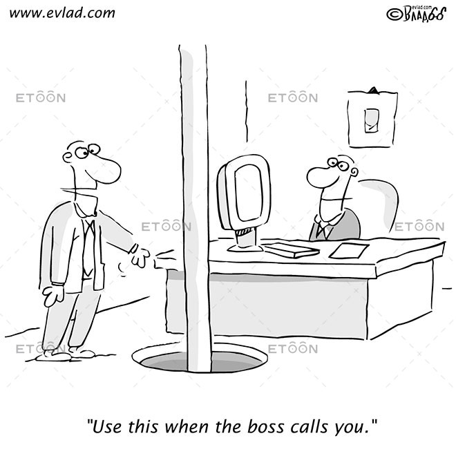 Man Giving Instructions... » Etoon Cartoons