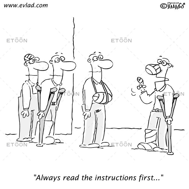 First Cartoons, Comics And Funny Pictures » Etoon Cartoons