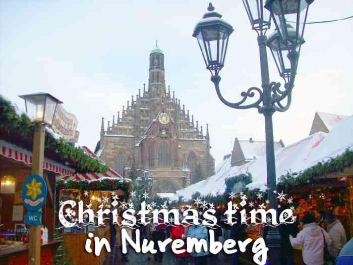 Nuremberg ©Etpourtantelletourne.fr