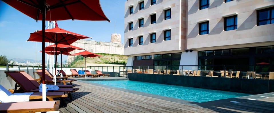Marseille capitale europ enne de la culture et pourtant - New hotel vieux port marseille booking com ...