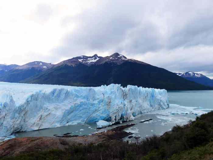 Que voir en Argentine ? Le top 5 de notre voyage : le glacier Perito Moreno // Photo ©etpourtantelletourne.fr