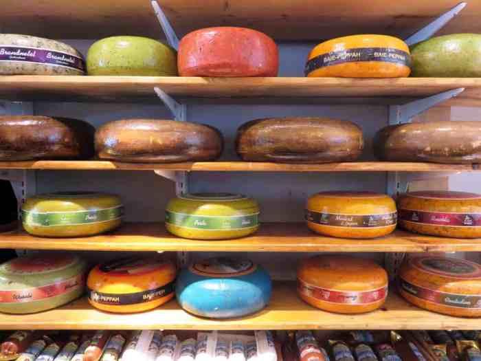 Amsterdam, Jordaan, Cheese museum 2015 ©Etpourtantelletourne.fr