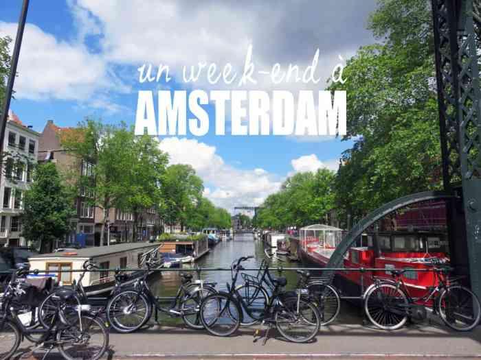 Amsterdam 2015 ©Etpourtantelletourne.fr