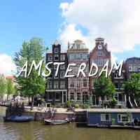 Conseils et bons plans pour un week-end à Amsterdam