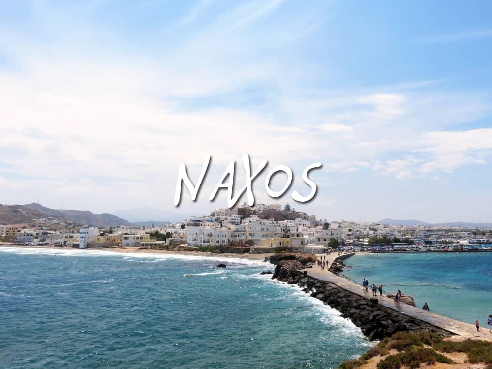 S jour en gr ce la naturelle naxos et pourtant elle for Sejour en grece