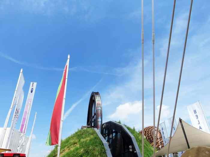 Expo Milano 2015, Pavillon Biélorussie ©Etpourtantelletourne.fr