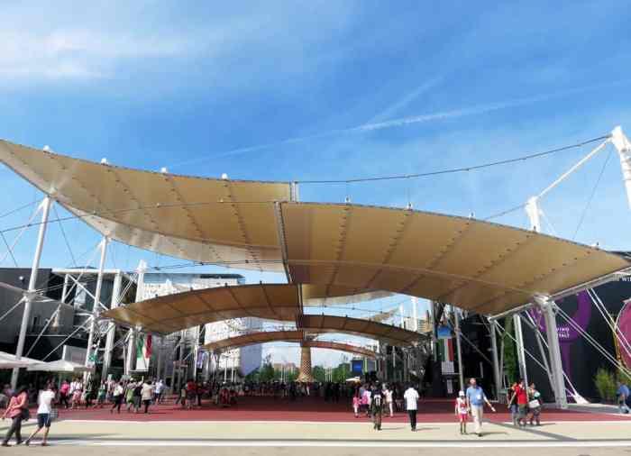 Expo Milano 2015 ©Etpourtantelletourne.fr