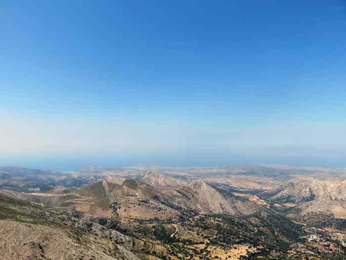 Naxos, Mont Zaas 2015 ©Etpourtantelletourne.fr