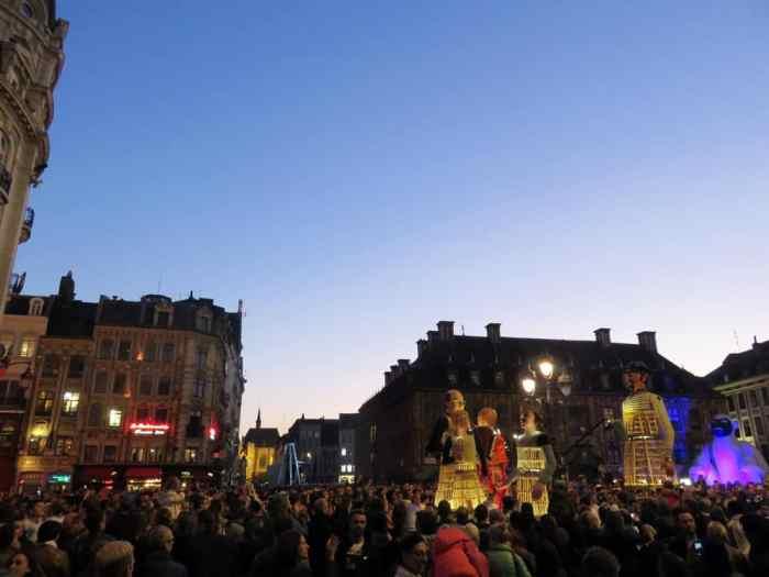 Lille3000 RENAISSANCE, parade d'ouverture 2015 ©Etpourtantelletourne.fr