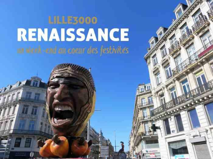 Lille3000 RENAISSANCE 2015 ©Etpourtantelletourne.fr