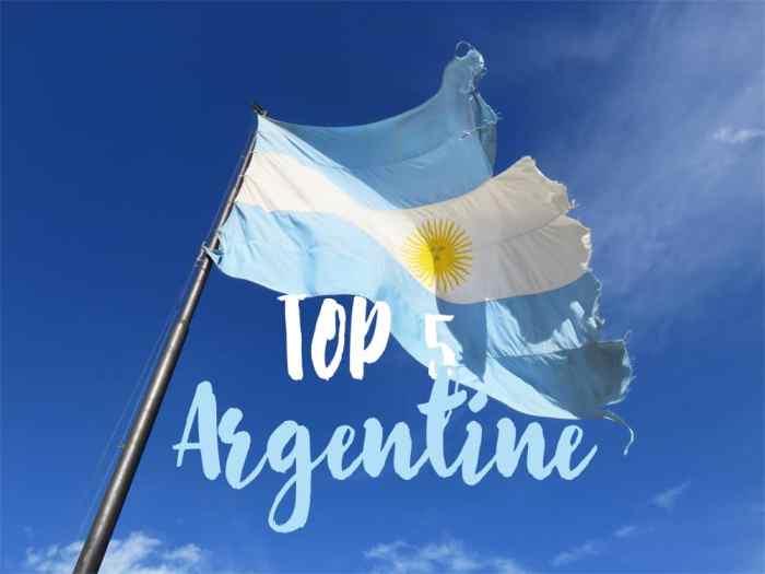 Que voir en Argentine ? Le top 5 de notre voyage // Photo ©etpourtantelletourne.fr