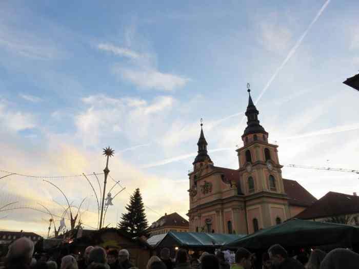 Marché de Noël 2015 à Ludwigsburg ©Etpourtantelletourne.fr