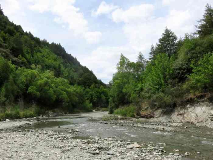 Arrow River, Nouvelle-Zélande, Lieux tournage Seigneur des Anneaux 2016 ©Etpourtantelletourne.fr
