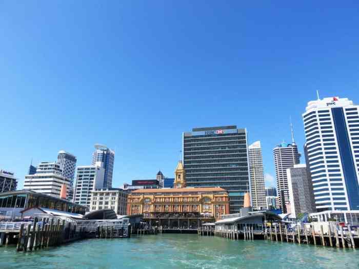 Auckland - Ferry Building - 2016 ©Etpourtantelletourne.fr