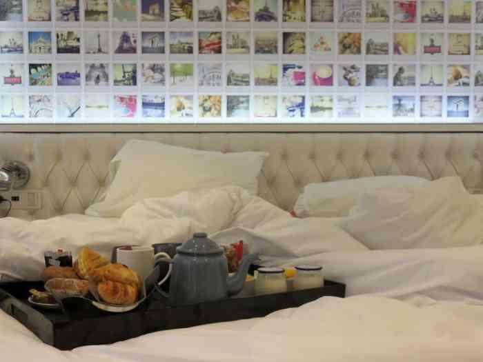 Delic Hotel - Paris - Montmartre 2016 ©Etpourtantelletourne.fr