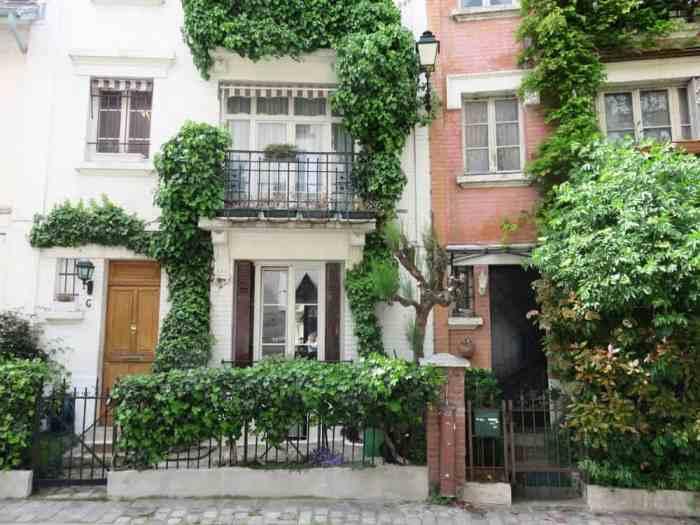 Montmartre Villa Leandre 2016 ©Etpourtantelletourne.fr