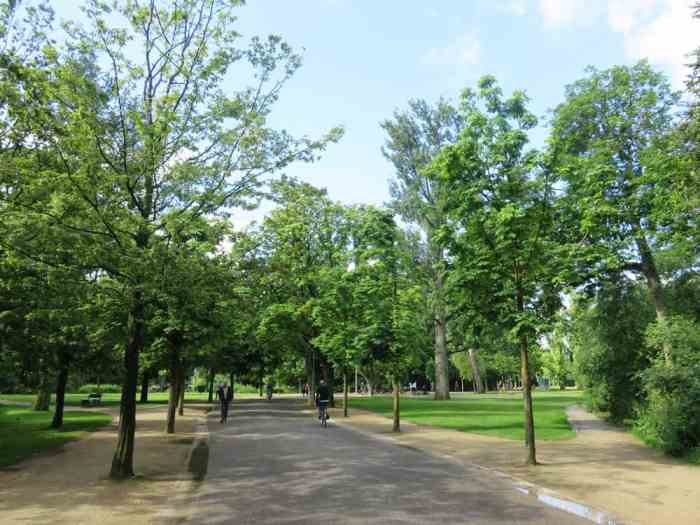 Amsterdam Vondelpark 2016 ©Etpourtantelletourne.fr