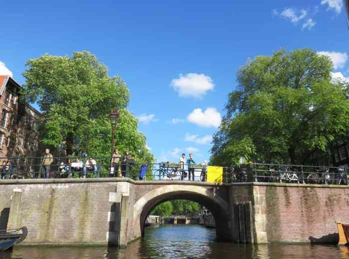 Amsterdam bateau 2016 ©Etpourtantelletourne.fr