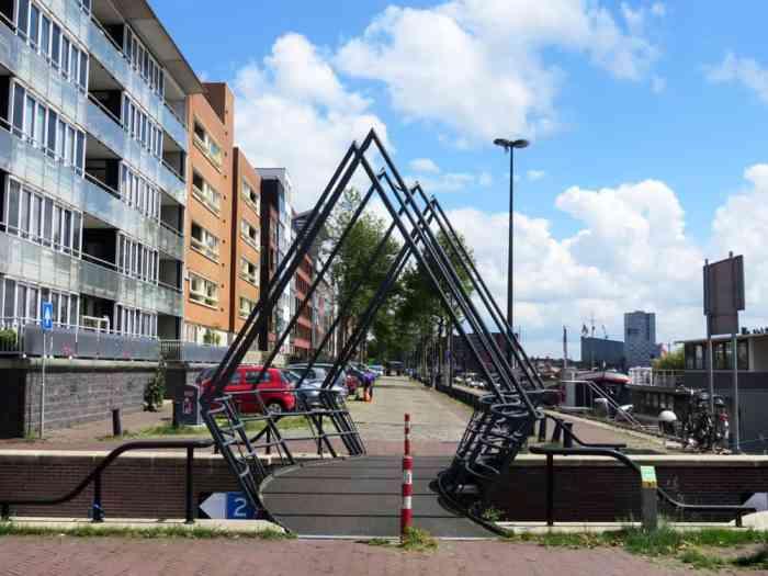 Docks de l'Est, Oosterdok, Amsterdam 2016 ©Etpourtantelletourne.fr
