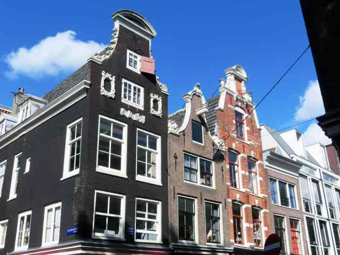 Amsterdam, architecture 2016 ©Etpourtantelletourne.fr
