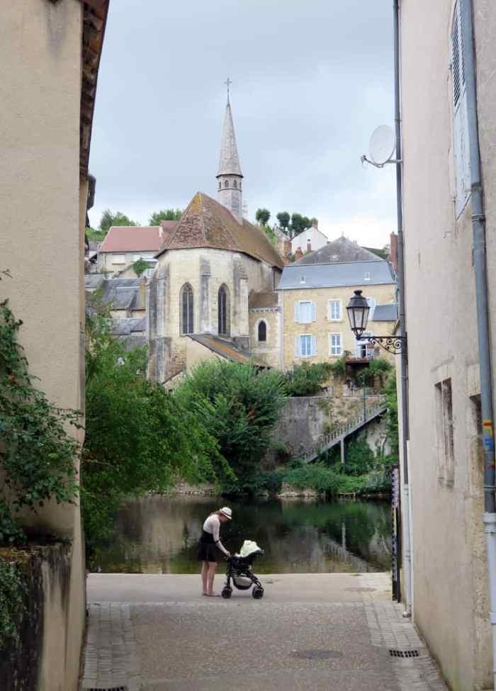 Séjour en famille dans le Berry : Argenton-sur-Creuse ©Etpourtantelletourne.fr