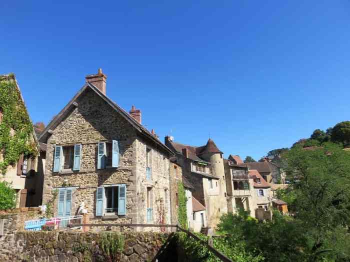 Séjour en famille dans le Berry : Gargilesse, plus beau village de France ©Etpourtantelletourne.fr