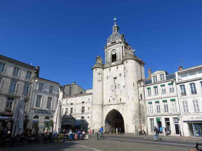 Tour de l'horloge La Rochelle 2016 ©Etpourtantelletourne.fr