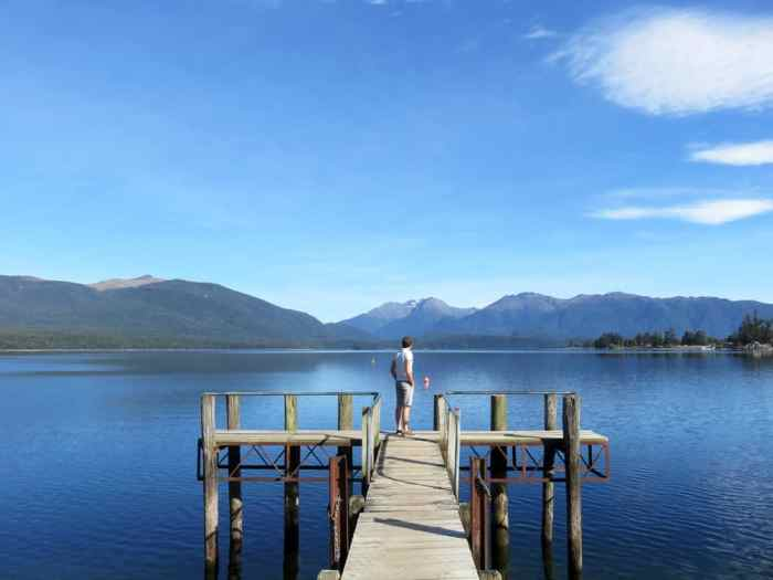 Nouvelle Zélande Te Anau 2016 ©Etpourtantelletourne.fr