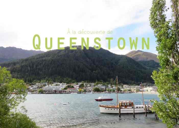 Nouvelle Zélande Queenstown 2016 ©Etpourtantelletourne.fr